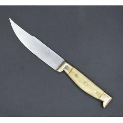 Cuchillo de pedida dama mujer modelo zapatito - siglo XIX