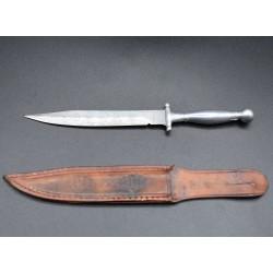 Cuchillo de monte Albaceteño miniatura años 30