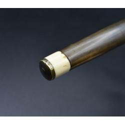 Bayoneta de taco ALBACETE forma de cuchillo caza siglo XIX
