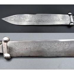 Cuchillo Plegable República Brigadas Internacionales Guerra