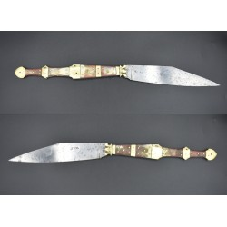 Elegante navaja marcada Navajas de Toledo siglo XIX