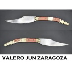 Enorme Navaja de Valero Jun