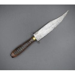 Cuchillo catalán de caza o montería