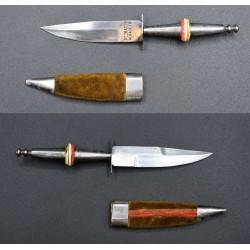 Pochaque Albacete antiguo cuchillo con celuloide