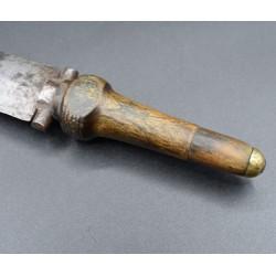Espada de Arcabuz o bayoneta de taco siglo XVIII