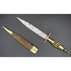 Cuchillo de Farolillos José Olivas Albacete Obra Maestra 1872