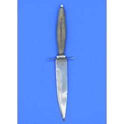 Cuchillo miniatura con Plata punzón Albacete
