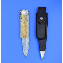 Cuchillo plegable de albacete Ricardo García