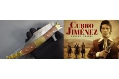 ¿Qué navaja usaba el bandolero Curro Jiménez en la serie de televisión?