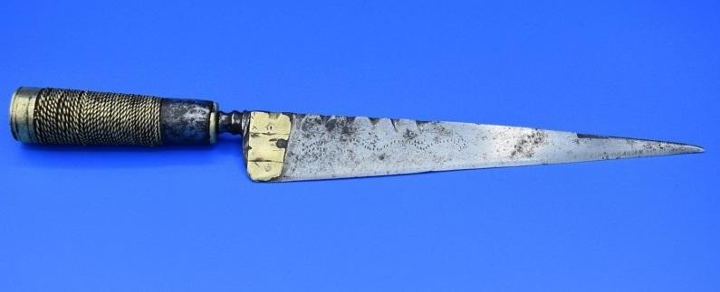 cuchillo antiguo albacete