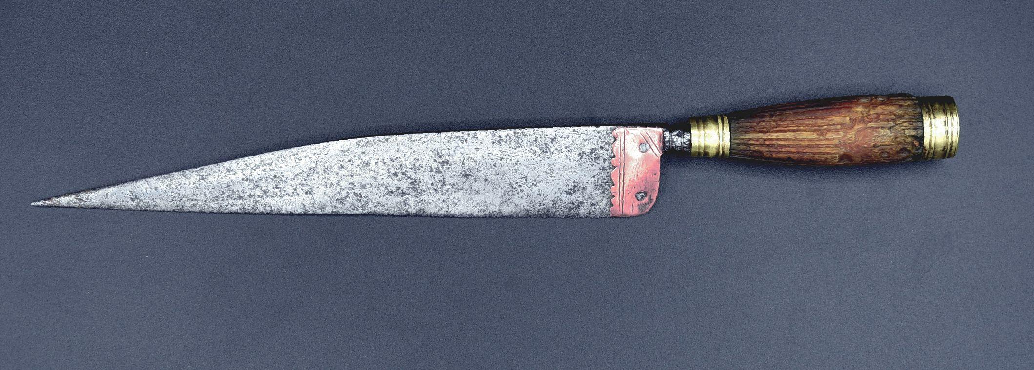 cuchillo flamenco saex