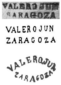 PUNZON VALERO JUN ZARAGOZA